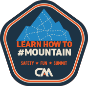 learn how to mountain badge