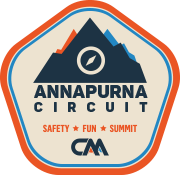 annapurna circuit badge