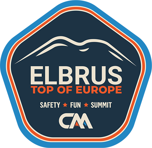 elbrus badge
