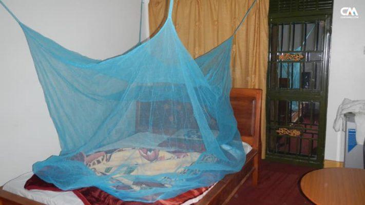plasă contra țânțarilor, uganda, rwenzori mt.