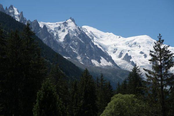 mont blanc, alpi, franța