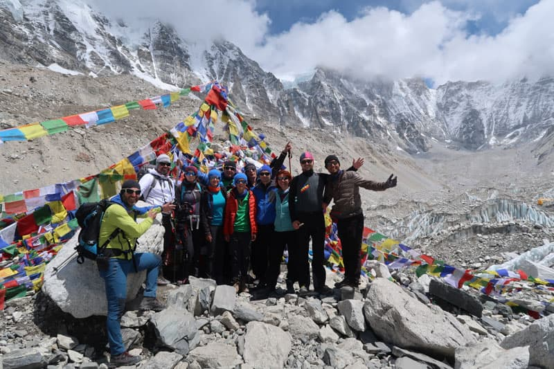 Everest Base Camp trekking cu Costin Miu