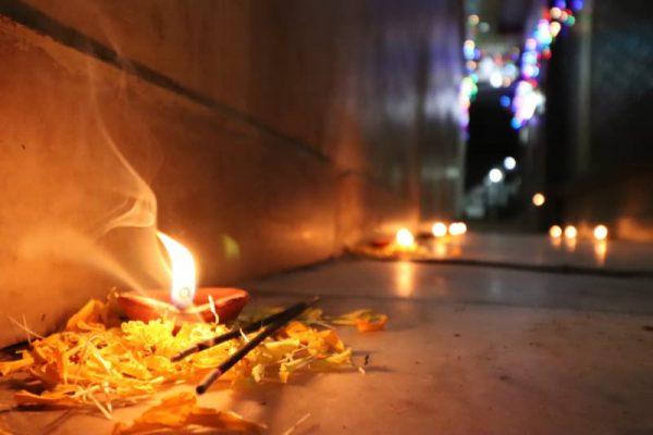 Diwali, Kathmandu, Nepal