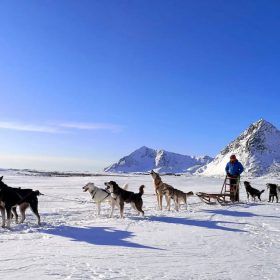 schi de tură în Norvegia